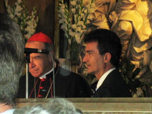 xavier y el cardenal primado