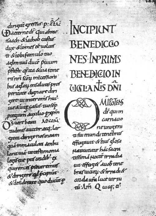 ceremonial de Roda siglo X