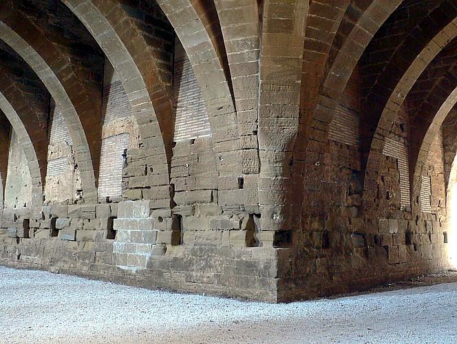 Monasterio de Sijena, Villanueva de Sijena- Archivo del Gobierno de Aragón