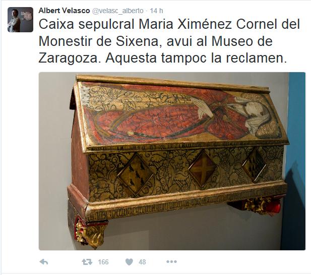 caja sepulcral zaragoza