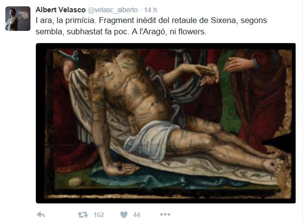 retablo primicia supuesta